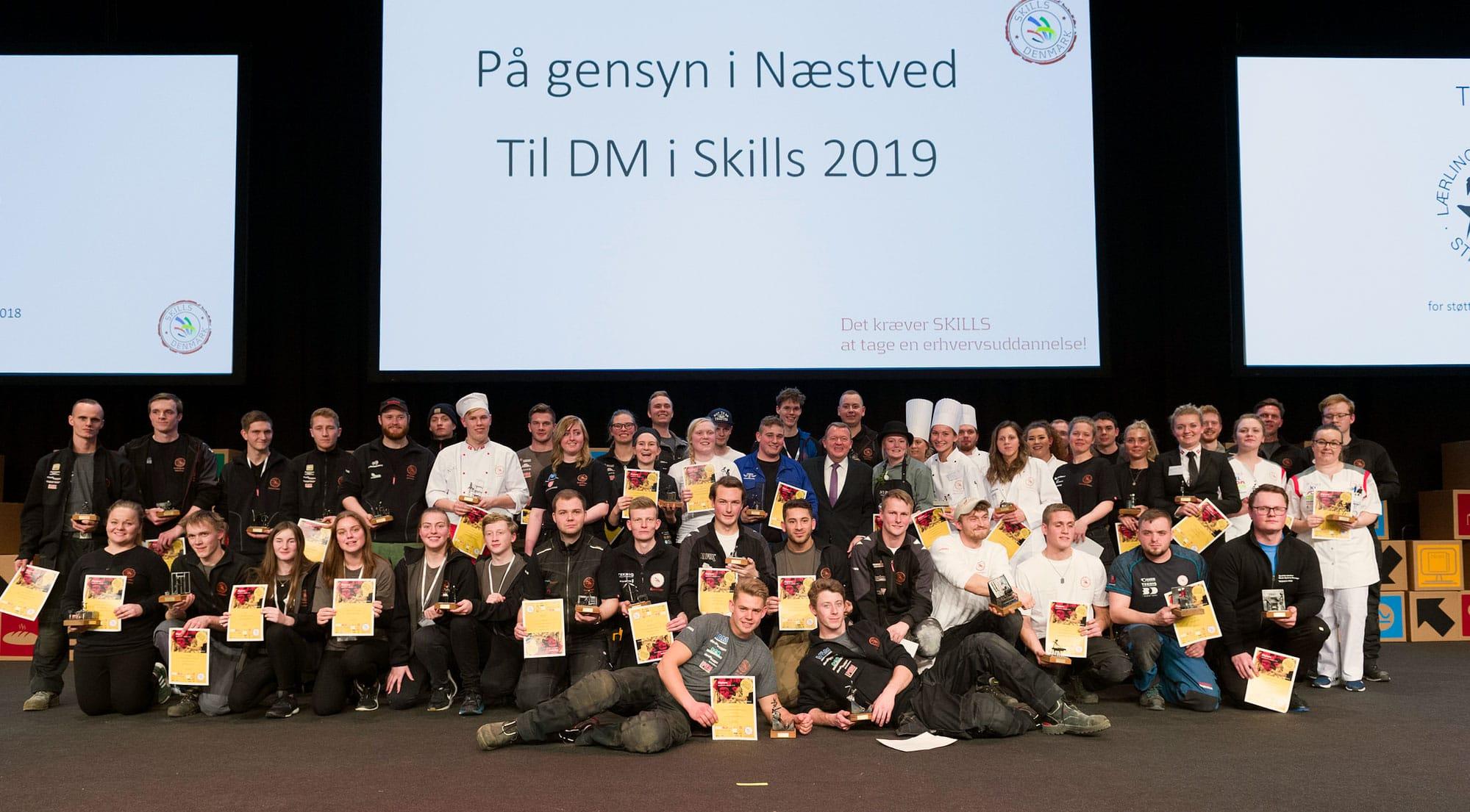 DM i Skills og Sct. Jørgens Park